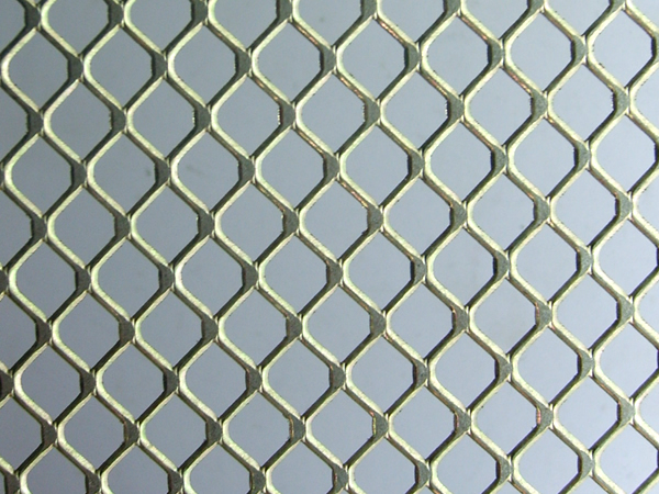 Crescent Expanded Metal And Micro Expanded Construction Mesh