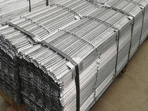 High Ribbed Formwork Packing