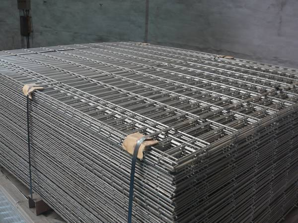 Reinforcing Mesh Packing